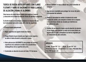 Rosario Suspension - Diptico A4 Interior
